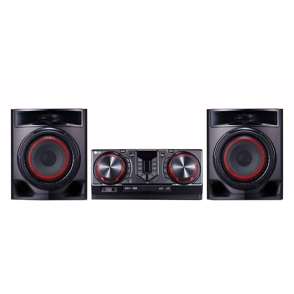Mini System CJ44 XBoom Multi Bluetooth, Dual USB, Sound Sync Wireless, 440W RMS...