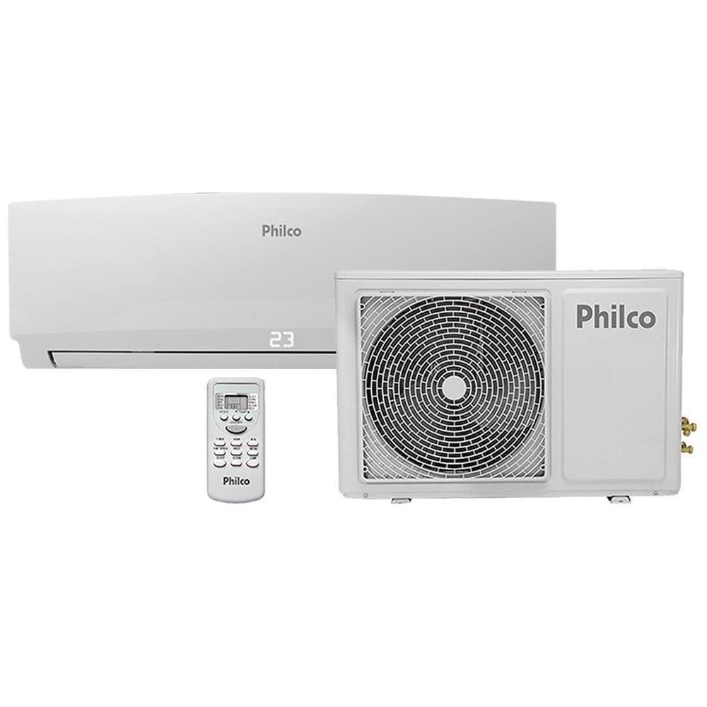 Ar Condicionado Split 18.000 BTUs PAC18000FM6 Frio Branco 220V - Philco