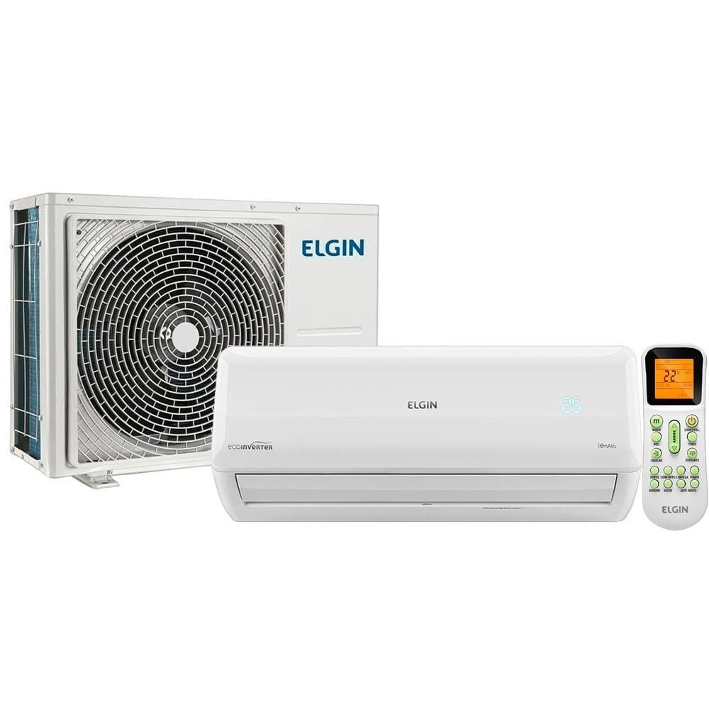 Ar Condicionado Split 9.000 BTUs HVFI09/HVFE09 Eco Inverter Frio Branco 220V -...
