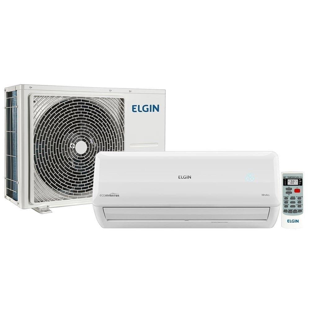Ar Condicionado Split 24.000 BTUs HVFI24/HVFE24 Eco Inverter Frio Branco 220V -...