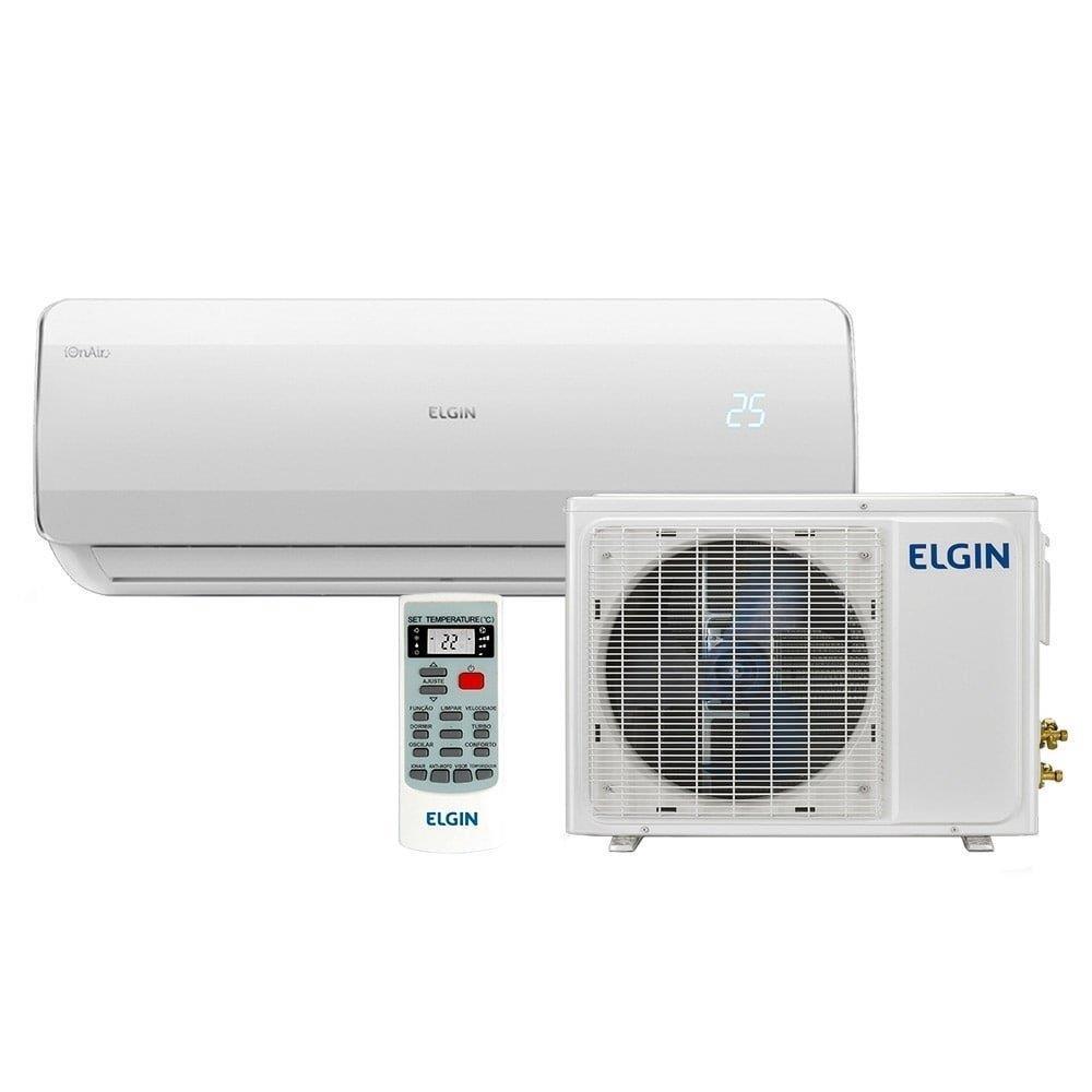 Ar Condicionado Elgin Split 9.000 BTUs HWFI/HWFE Eco Power Frio Branco 220V