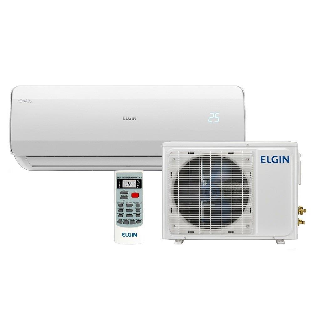 Ar Condicionado Elgin Split 30.000 BTUs HVFI30/HVFE30 Eco Inverter Frio Branco...