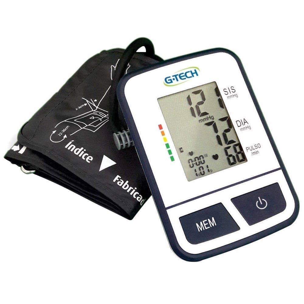 Monitor de Pressão Arterial G-Tech BPSP11 Automático para Braço