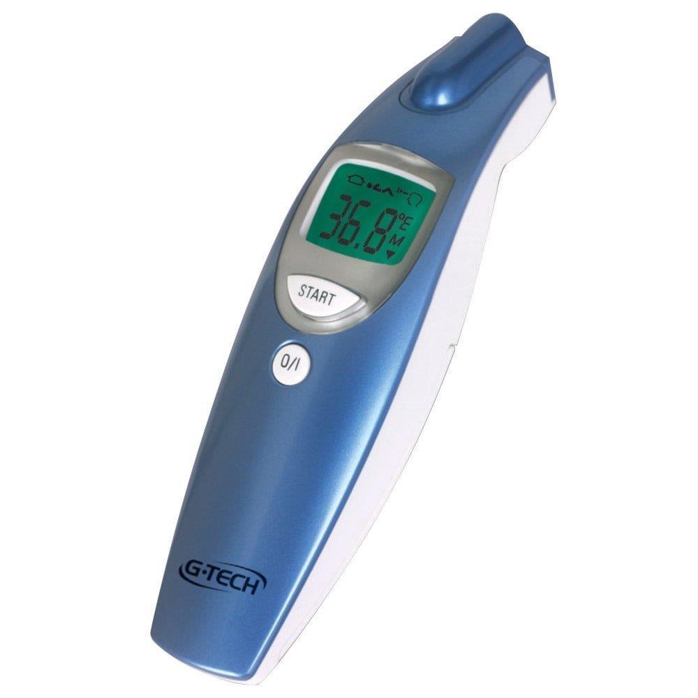 Termômetro Digital de Testa G-Tech THGTSC1 Infravermelho