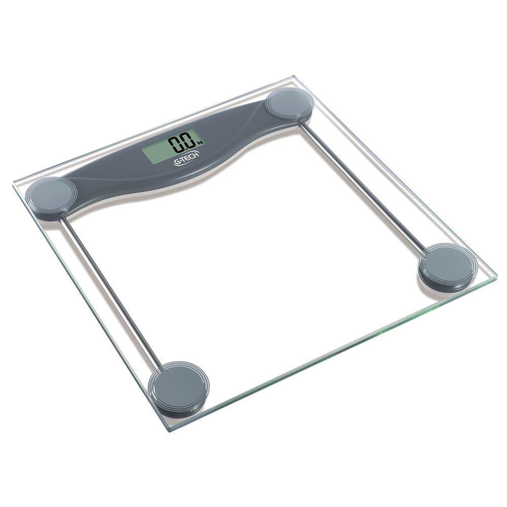 Balança de Controle Corporal G-Tech Glass 10 Digital