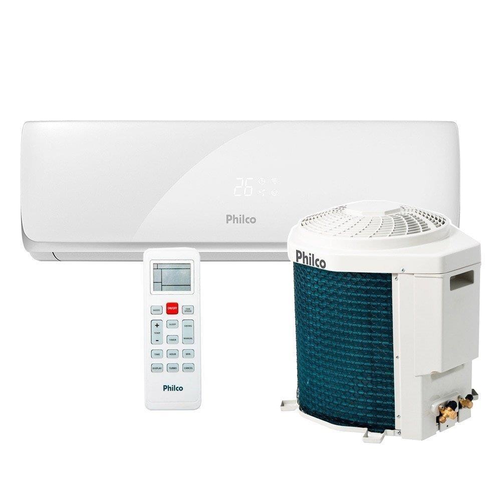 Ar Condicionado Philco Split 9.000 BTUs PAC9000TFM9 Frio Branco 220V