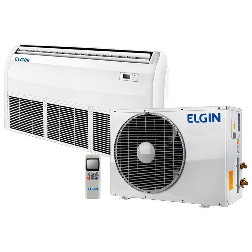 Ar Condicionado Elgin 36.000 BTUs Split Piso Teto Atualle Eco Frio Branco 220V