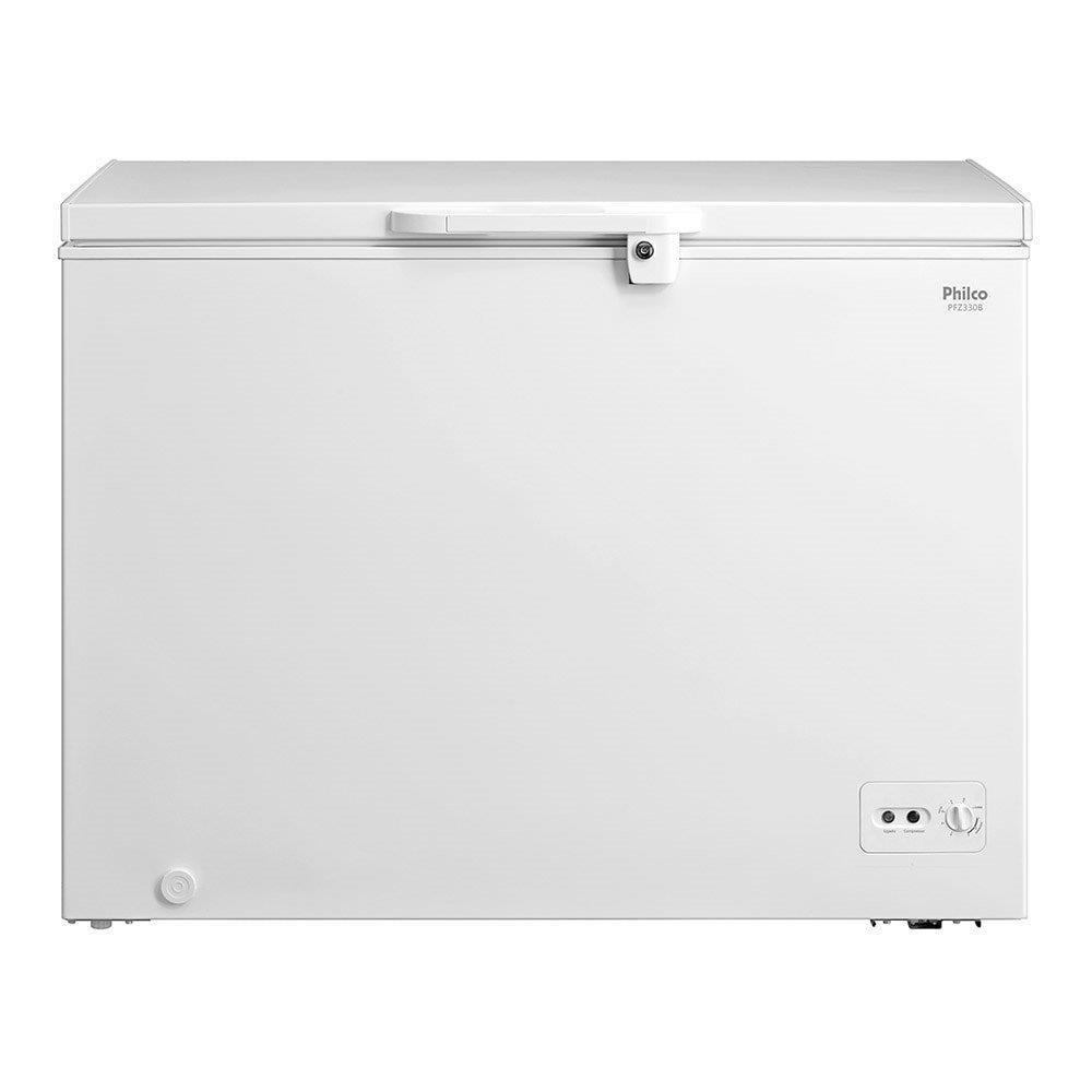 Freezer Horizontal Philco 295 Litros PFZ330B Branco