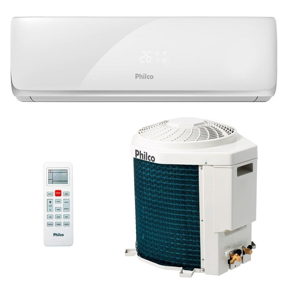 Ar Condicionado Split Philco - 12000 BTUs - PAC12000TFM9 Frio - 220V