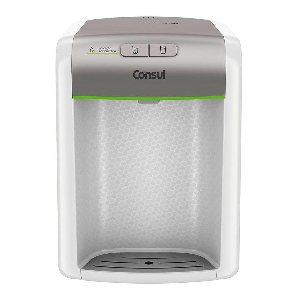 Purificador de água Consul CPB34ASVNA Refrigeração Eletrônica com Filtragem...