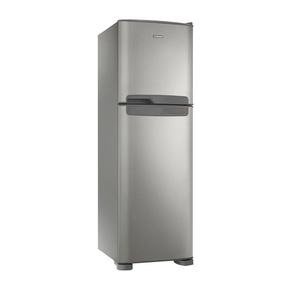 Geladeira/Refrigerador Continental TC44S Frost Free 394 Litros Prata