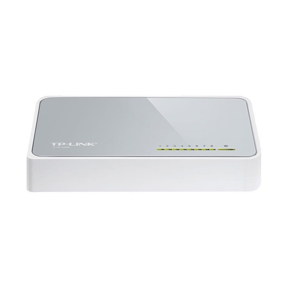Foto 1 - Switch SF1008D 8 Portas, Fast Ethernet 10/100Mbps - TP Link