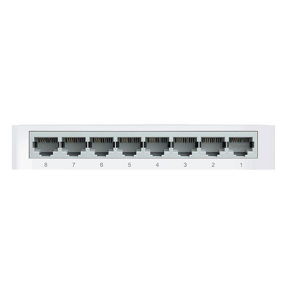 Foto 3 - Switch SF1008D 8 Portas, Fast Ethernet 10/100Mbps - TP Link