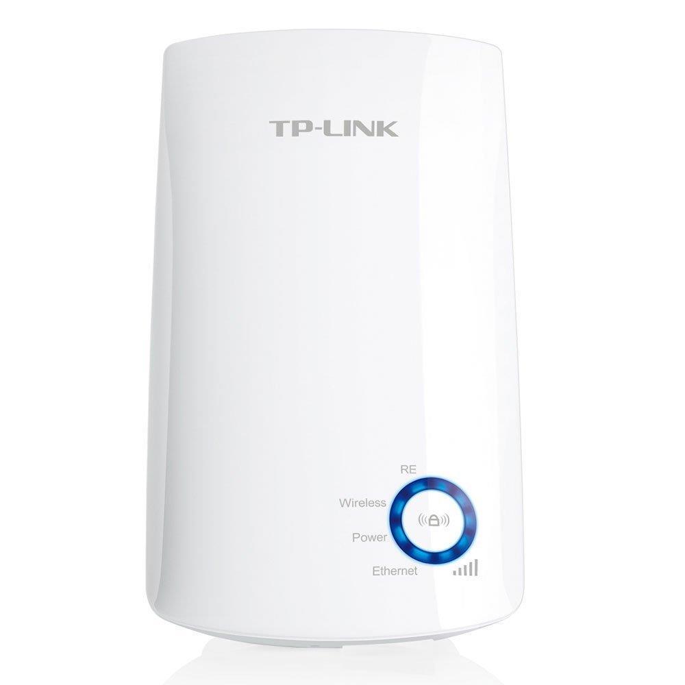 Foto 2 - Repetidor Wireless TL-WA850RE 300Mbps, Porta Ethernet 10/100Mbps, Botão Extensor de Alcance- TP Link