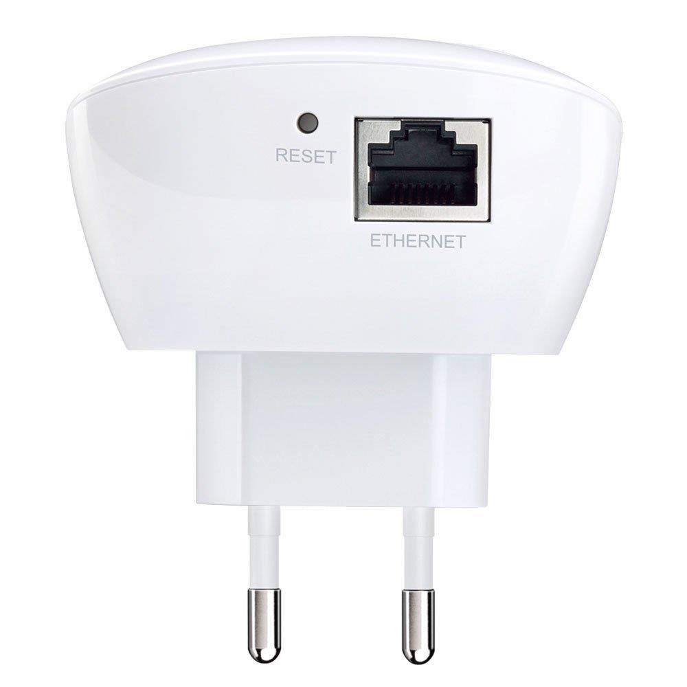 Foto 3 - Repetidor Wireless TL-WA850RE 300Mbps, Porta Ethernet 10/100Mbps, Botão Extensor de Alcance- TP Link