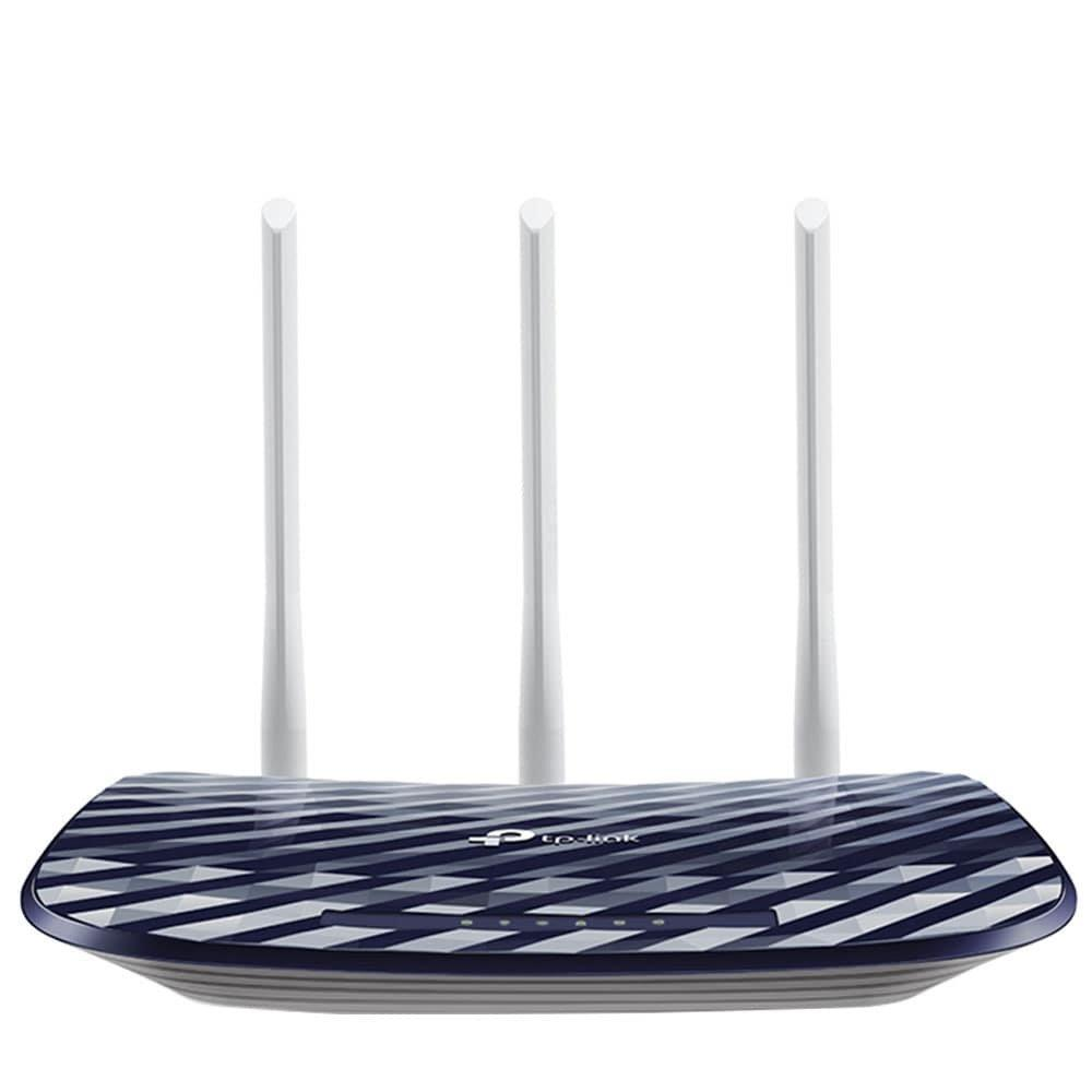 Roteador Wireless TP-Link Archer C20 V4 AC750 733Mbps, 3 Antenas