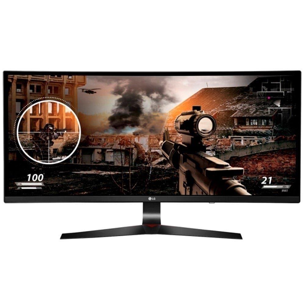 "Monitor Gamer 29"" Full HD 29UM69G-B, 2 HDMI, DisplayPort - LG"