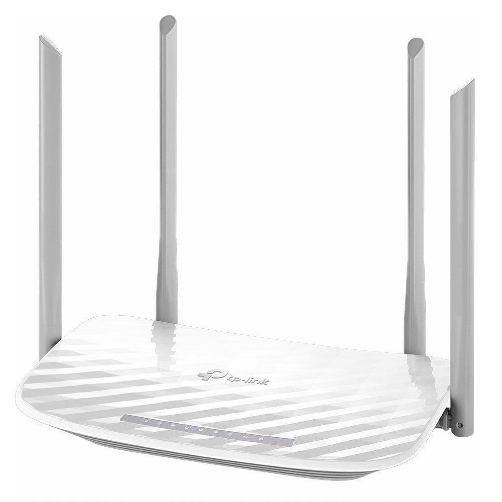 Foto 2 - Roteador Wireless TP-Link Archer AC50 AC1200 V3 1200Mbps, Dual Band, 4 Portas, 4 Antenas