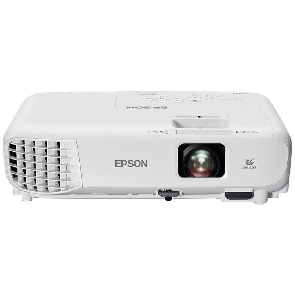 Projetor Epson X05+ Powerlite XGA HDMI 3300 Lumens Bivolt
