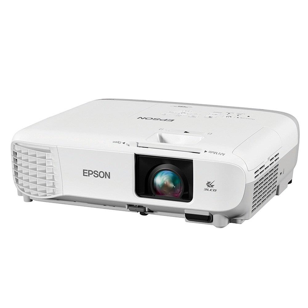 Projetor Epson X39 3LCD Powerlite XGA 1 HDMI 3500 Lumens Bivolt
