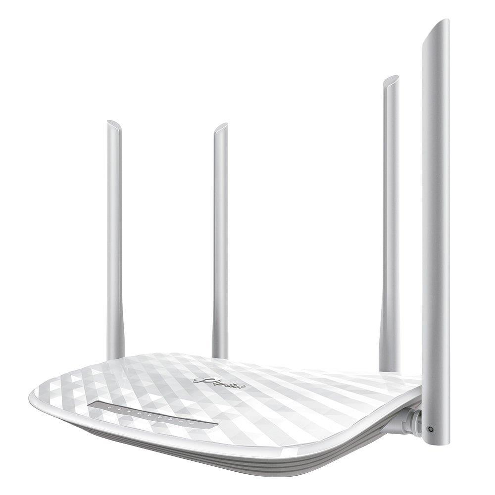 Foto 3 - Roteador Wireless Tp-Link Archer C5W Ac1200 1200Mbps, Dual Band, 4 Portas, 4 Antenas