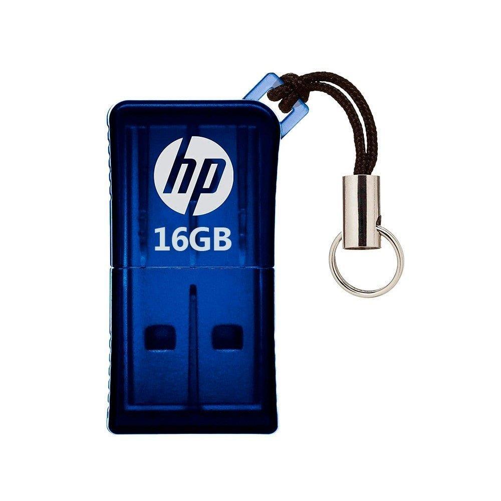 Mini Pen Drive HP V165W 16GB USB 2.0