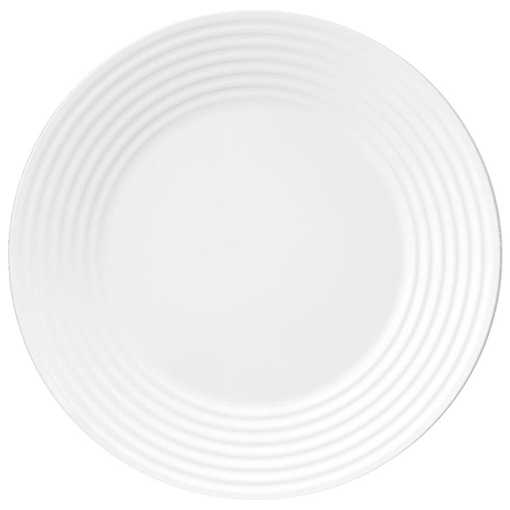 Conjunto de Pratos de Sobremesa de Vidro 24 peças Opaline Saturno - Duralex