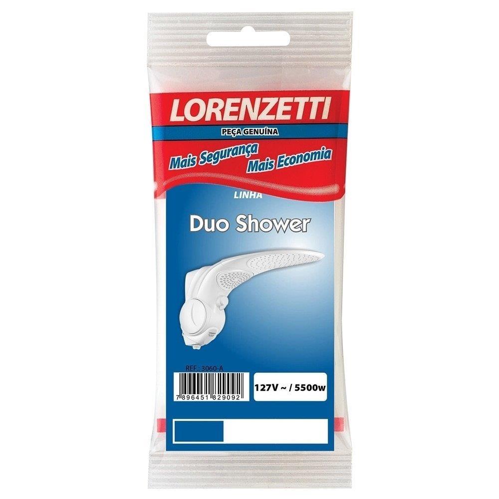 Resistência Chuveiro Duo Shower 3060-A 5500W 110V - Lorenzetti