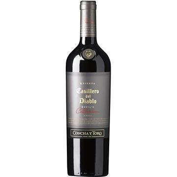 Vinho Casillero Del Diablo Devil's Collection Red 750 ml