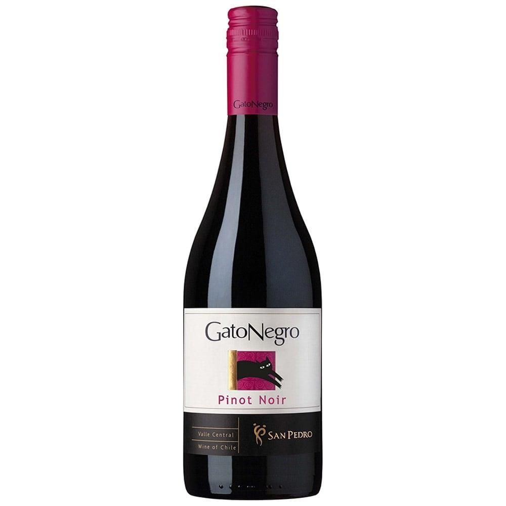 Vinho Gato Negro Pinot Noir 750 ml