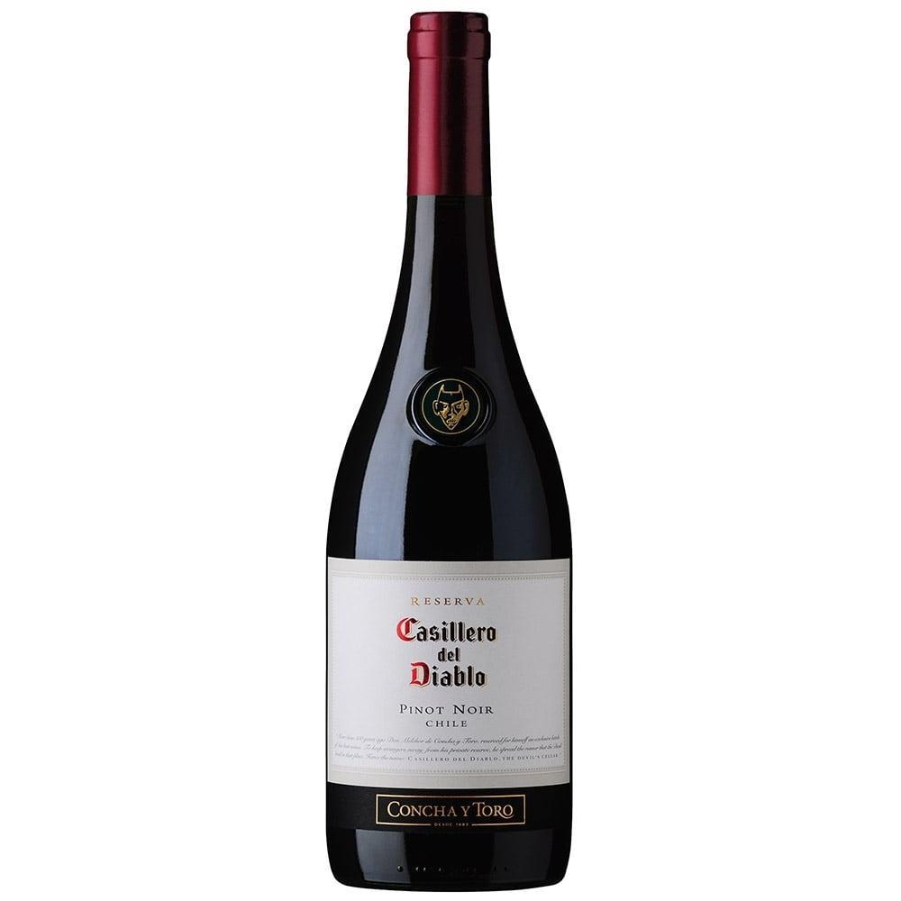 Vinho Casillero Del Diablo Pinot Noir 750 ml