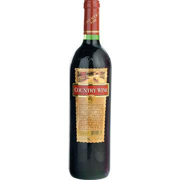 Vinho Country Wine Seco Tinto 750 ml