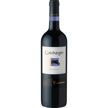 Vinho Gato Negro Carménère 750 ml