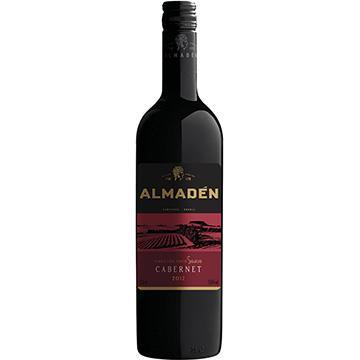 Vinho Nacional Tinto Suave Cabernet Sauvignon Garrafa 750ml - Almadén