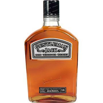Whisky Importado Gentleman Garrafa 1 Litro - Jack Daniels