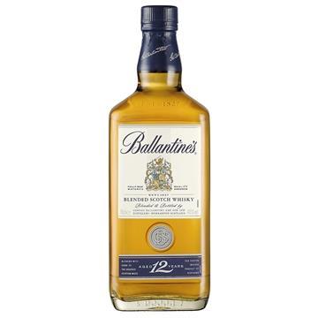 Whisky Escocês 12 Anos Garrafa 1 Litro - Ballantine's