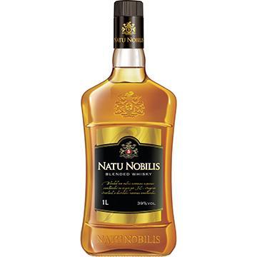 Whisky Nacional Garrafa 1 Litro - Natu Nobilis