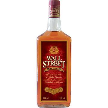 Whisky Nacional Garrafa 1 Litro - Wall Street